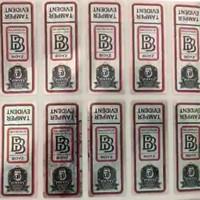 3D ثلاثية الأبعاد لاصقة على ظهره بويز ملصقات BB 5 نقاط صالح BACKPACKBOYZ حقيبة يفتحها الاطفال أكياس مايلر دي إتش إل الحرة