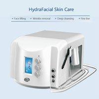 2020 Лучшее качество Hydra Microdermabrasion Уход за кожей Уход за кожей Устройство для лица / Вода Дермабразия в Красоту Гидрофазная машина CE / DHL # 003