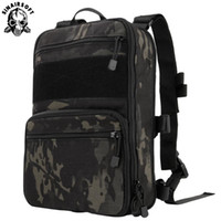 Tactical Trinkrucksack Flatpack D3 Träger Molle Pouch Getriebe Multifunktionsweste Angriff Softback Reisetasche