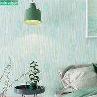 Wallpapers 3D Löwenzahn Muster Gestreiften Vliestapete Wohnzimmer Kinder Hochzeit Schlafzimmer TV Hintergrund Wandpapier1