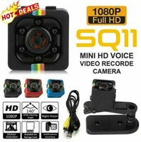 sq11 Mini Camera HD 1080P Sensor Night Vision Camcorder Moti...