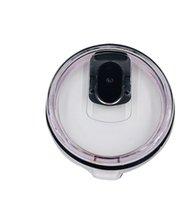 2 Размер герметичные магнитные крышки для кружек из нержавеющей стали Кружки из пневмоуровневых крышек винной программы с логотипом для металлических вакуумных чашек CCD3815