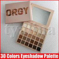 New Five Star Eye Makeup 30 Colors Eyeshadow Pressed Palette Shimmer Matte Eye Shadow Powder Palettes