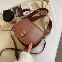 Small Bags Fashion PU Leather Shoulder Bags for 2021 New Des...