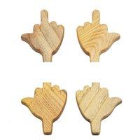 Palm Form Wood Level Pere 5 Держатель для прикуривателя CiGaretting Rolling Cone Держатель для курительного труба 8 мм Цветущий размер Rolling Papers Wood табак