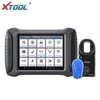 Strumenti diagnostici XTool X100 PAD3 Programmatore chiave Tutto perso e aggiunto per V-W 4 / 5th Immobilizzatore adeguamento ad odometro OBD2 strumento auto1