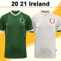 20 21 أيرلندا المنتخب الوطني رجل كرة القدم الفانيلة جديد كولينز ماكجولدريك المنزل الأخضر بعيدا الأبيض لكرة القدم قمصان الكبار الزي الرسمي