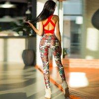 Automne Hiver Jumpsuit Yoga Fitness Gym 2021 sport femme Dry Fit vêtements de sport pour femmes Survêtement jogging Femme rouge