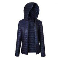 Lanxirui Parkas Casual Casaco de Alta Qualidade Com Capuz Quente Fino Inverno Mulheres Parka Zipper Casacos Plus Size Broadcloth Coat Nov291