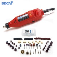 BDCAT 180W Electric Dremel Mini Drill polishing machine Vari...