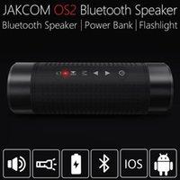 Jakcom OS2 في الهواء الطلق اللاسلكية المتكلم قيمة سوبر كما DSP معالج الصوت المهنية ديي قوة البنك 4 البطارية CA201