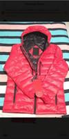 겨울 자켓 남성복 2018 새로운 브랜드 후드가있는 파카 코튼 캐나다 코트 남성 따뜻한 거위 자켓 패션 코트 7696