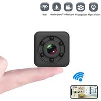 SQ29 cámara IP HD WIFI Pequeño Mini leva de la cámara de vídeo del sensor de visión nocturna impermeable Shell videocámara micro DVR movimiento