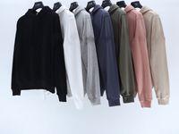 Femmes Designer Sweats à capuche Sweatshirts Lettres Jogging Streetwea Dames Vêtements Cachemire Imprimer Long 2021 Jumper rayé