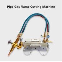 Outils pneumatiques 110V / 220vmagnetic tuyau de la machine de coupe de gaz de flamme semi-automatique de gazon