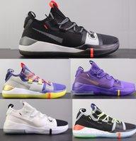 Mamba ZK1 Cuero de la más alta calidad 7-12 Protro Erica Designer Sneakers Hombres Chaussures Deportes Correr Zapatillas de baloncesto Plataforma All Star MVP