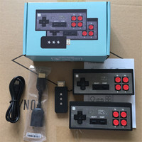 Y2 4K HDMI Video Oyun Konsolu 568 Klasik Oyunlar Mini Retro Konsolu Kablosuz Kontrol HDMI Çıkışı İkili Oyuncular