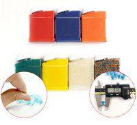 45000 قطعة / صندوق الملونة orbeez لينة الكريستال المياه الألوان تنمو المياه الخرز تنمو كرات ملون اللعب watergunb رصاصة paintball ماصة لعبة