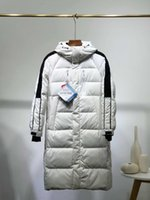 Winter fashion padded men' s and women' s down jacke...