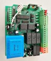 Scheda di controllo dell'opericoltura elettrica a doppio braccio AC220V / 110V con telecomando a 433Hz1