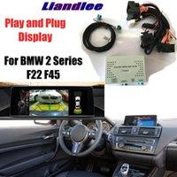 Интерфейс для парковки LianDlede Parking Camera Reverse Back UP для 2 F22 F45 CCC CCC CIC NBT Evo Display Upgrade Car