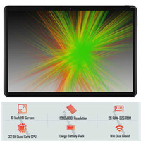 "2020 Neue Original-10-Zoll-Tablet-PC-Quad-Kern 32GB-ROM 1280 * 800 IPS 2.5d Temperiertes Glasschirm 5.0mp GPS WiFi 10 ""Tablet PC1"