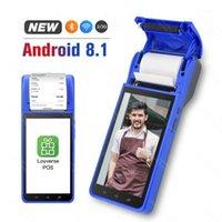 PDA 58mm 블루투스 열 영수증 프린터 3G 와이파이 모바일 오더 터미널 핸드 헬드 안 드 로버리 8.1 무료 앱 Loyverse1