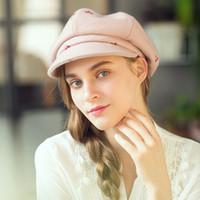 2020 뜨거운 판매 가을과 겨울 어부 모자 캐주얼 한 장착 양동이 모자 모자 최고 품질의 뜨거운 판매