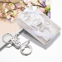 100PCS Bicycle Bottle Opener Travel Theme Wedding Favors Sport Party Keepsake Bridal Shower Outdoor Event Gifts Birthday Giveaways