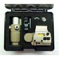 새로운 558 홀로그램 시력 33 G33 돋보기 콤보 전술 20mm 레일 마운트에 대 한 콤보 전술 범위