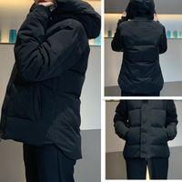 Veste d'hiver Parke hommes de qualité vers le bas veste sweat à capuche hiver manteau tick haut de gamme mode casual chaud homme imperméable manteau de duvet