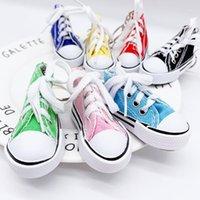 Модная обувь Супер прохладный милый мини-симулятор холст обувь подвески брелок для женщин девушки сувенирные благополучие подарок женщин1