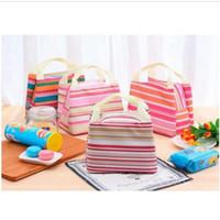 Bolsas raya de almacenamiento de calor conservación de alimentos de bolsa térmica con aislamiento BoxBento bolsas de almuerzo Bolsas caja de almacenamiento WY317DXP