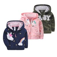 Orangemom spring Coat Hooded For boys clothing , Newborn Girl Jacket cotton infant baby Boy Clothes LJ201023