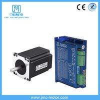 JMC 2-fasi NEMA 23 Kit azionamento del motore Hybrid Digital Stepper per la macchina di stampa 3D CNC 57J1880-830 + 2DM556