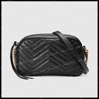 Crossbody Bag Frauen Luxurys Designer-Designer Taschen Brieftasche Handtasche Mode Marmont Schultertasche Hot Solds Womens Bags Designer Handtaschen Geldbörsen