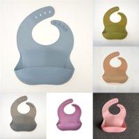 Aqukf Kavkas Baby Bibslot Handtuch Silikon Stoff Baby Boy Lätzchen Zyklus Wasserdichte Burp Tücher Einweg Neugeborene Lätzchen