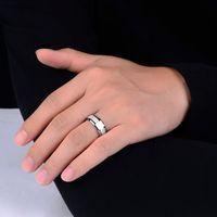2019 новое поступление обручальные кольца 8 мм ширина вольфрама карбидные кольца с белой матерью жемчужной инкрустации для мужчин женщина размером 6-12