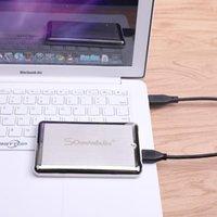 Hard Drive HDD 2.5 '' External USB3.0 1TB 2 TB di archiviazione portatile con hard disk per StorageSuitable per PC, Mac, tablet, Xbox, PS4