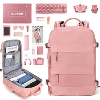 Large-capacity luggage short-distance business trip lightweight computer bag travel backpack customized Q1113