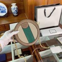 Sac rond de la mode pour femme Voyage Sacs à main de luxe Femmes Sacs Sacs de créateurs Sac à bandoulière Socialite Mode et sacs de cycle