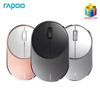 Rapoo M600 Silent Multi- mode Wireless Bluetooth Office Fashi...