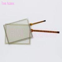 Brandneue hochwertige PanelView Plus 600 2711P-T6C20C8 2711P-T6C20D8 Touchscreen Panel Touchpad Touchscreen