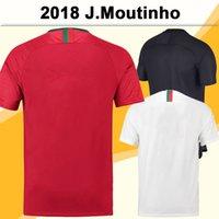 2018 رجل كرة القدم الفانيلة silva j.moutinho المنزل الأحمر بعيدا الأبيض كرة القدم كيت قمصان أندريه gomes التدريب ارتداء الزي الرسمي