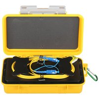 Glasfaser OTDR Einführung Kabelbox SM 1310 / 1550nm SC / UPC-SC / UPC
