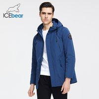 Icebear neuen Männer Jacke Qualität Männer Jacke Männer mit Kapuze Mantel der beiläufigen Männer Kleidung MWC20823I 201109
