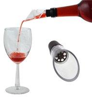 ماجيك الدورق النبيذ الأحمر النبيذ المدفق تهوية الدورق صنبور مهوية النبيذ السريع إشباع صب مضخة أداة تصفية المحمولة