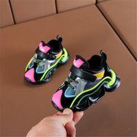 الشتاء الطفل أحذية قصيرة الفراء الجلود طفل الفتيان الفتيات أحذية رياضية ماء أزياء الطفل الأحذية الأولى المشي الرضع 0-3 سنوات Y200103