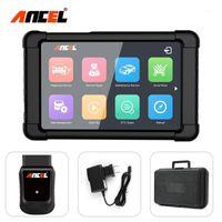 Ancel X5 OBD2 Automotive Scanner Professional WiFi نظام تشخيص سيارات السيارة الكامل مع OIL EPB ABS SRS تحديث كود التحديث 1