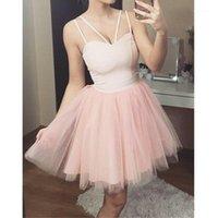 캐주얼 드레스 2021 est 스타일 여성 봄 여름 신부 들러리 짧은 얇은 얇은 명주 그물 투투 파티 볼 댄스 파티 가운 Dress1